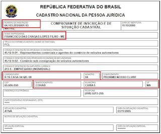 Chapadinha, eleições 2016: Pesquisa contratada por empresa fantasma 02