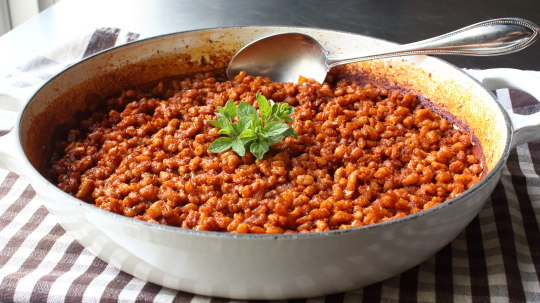 Food wishes video recipes spanish farro an ancient recipe for an spanish farro an ancient recipe for an ancient grain forumfinder Gallery
