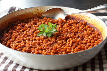 Spanish Farro – An Ancient Recipe for an Ancient Grain