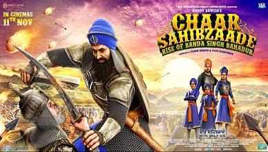 Chaar Sahibzaade - Rise of Banda Singh Bahadur Full Movie