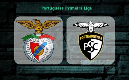 Assistir Benfica x Portimonense ao vivo grátis em HD 08/09/2017