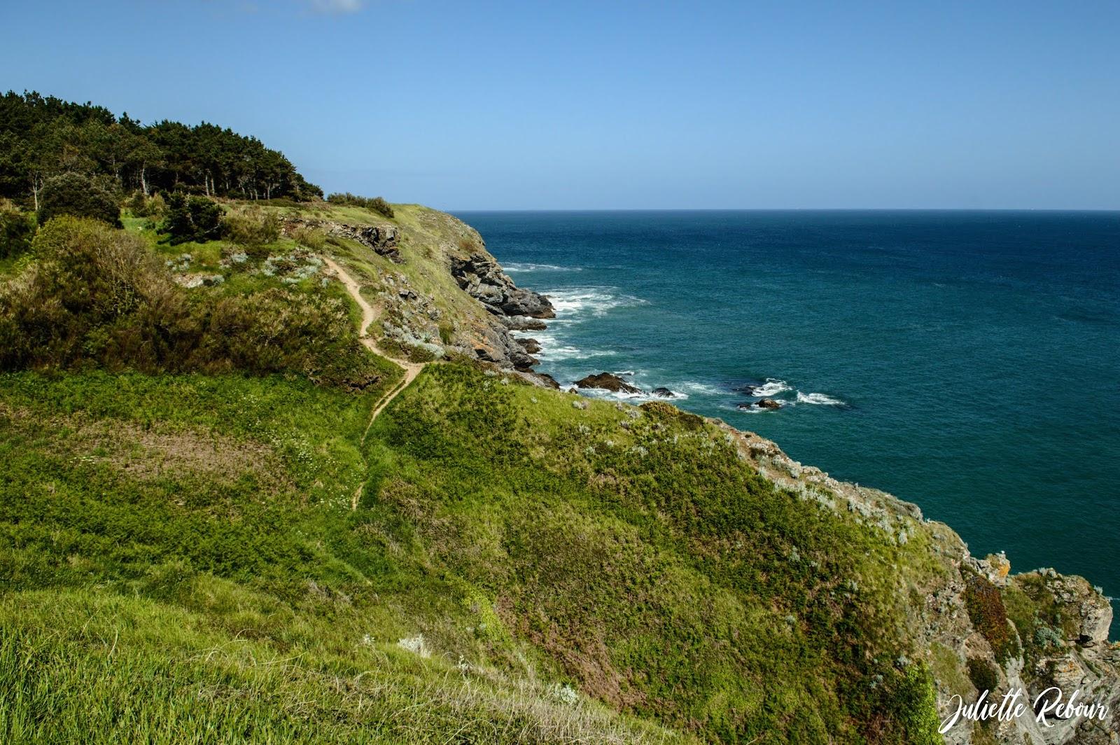 Randonnée en Bretagne, Morbihan