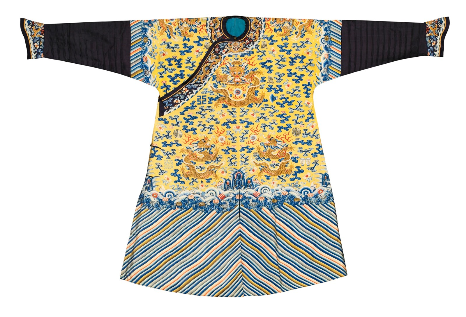 e313eda4a FolkCostume&Embroidery: Dragon Robes of the Qing Dynasty