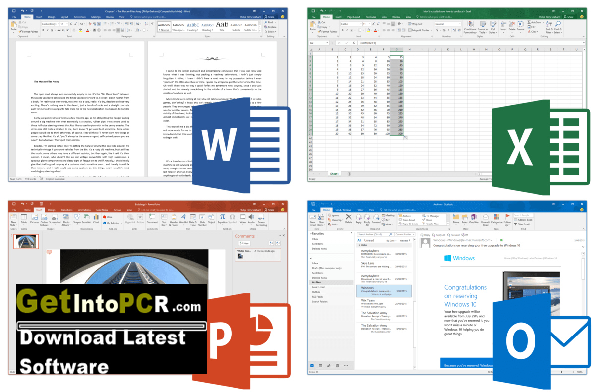Microsoft Office   (32-bit/64-bit) Download Torrent ...