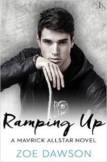 Ramping Up: A Mavrick Allstar Novel (Mavrick Allstars) by Zoe Dawson