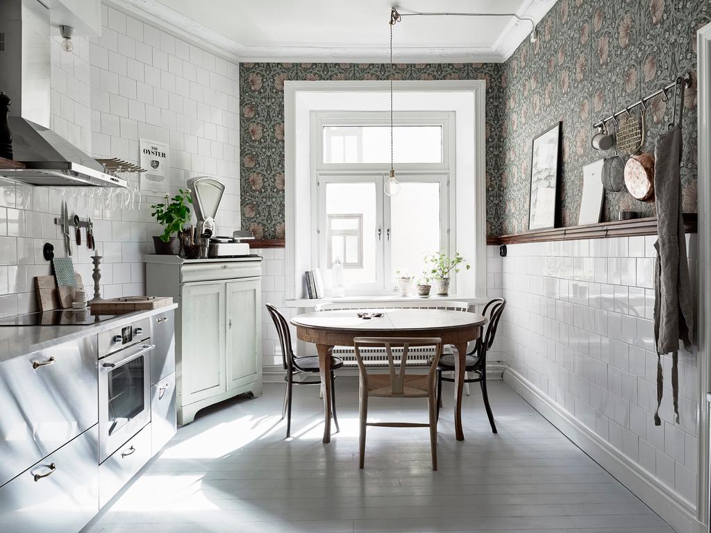 Arredare Spazi Piccoli arredare piccoli spazi: armonia in verde, grigio e blu | la