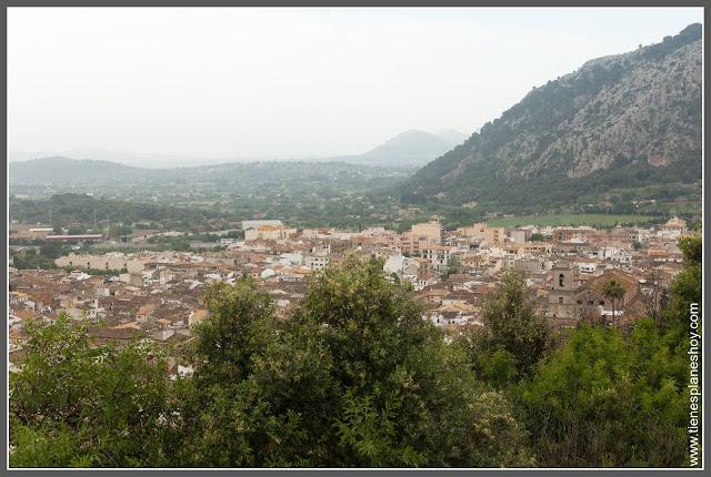 Pollensa (Pollença) Mallorca
