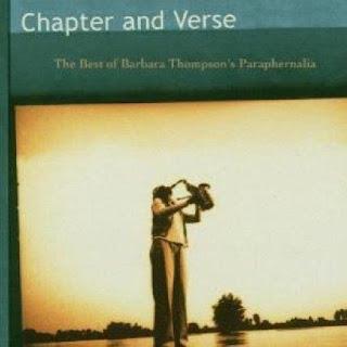 Barbara Thompson's Paraphernalia - 2005  - Chapter and Verse