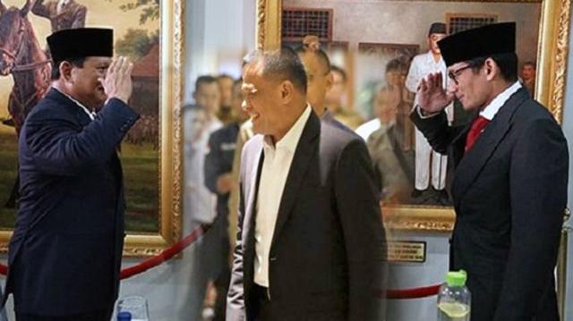 Pengamat: Gatot Lebih Condong ke Prabowo-Sandi