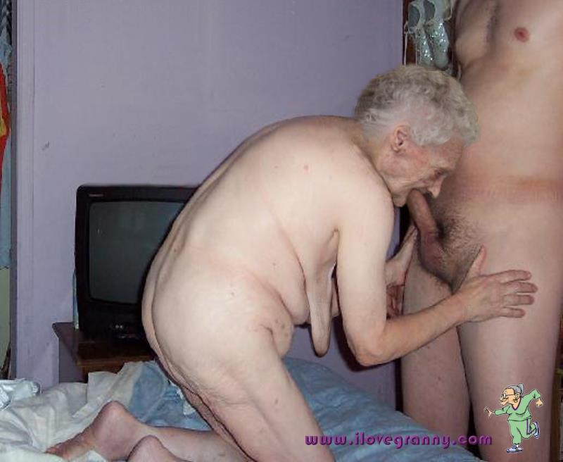 Granny sex blogs