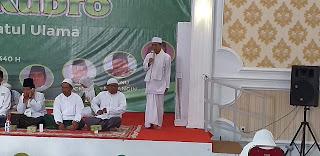Ketua PW NU Provinsi Jambi Buka Istiqosah Kubro Se-Provinsi Jambi.