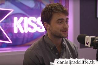 Daniel Radcliffe on KISS Breakfast