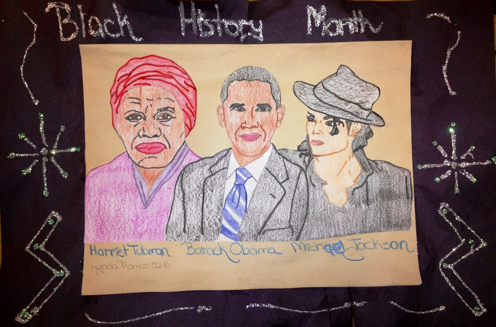 The Helpful Art Teacher Black History Month