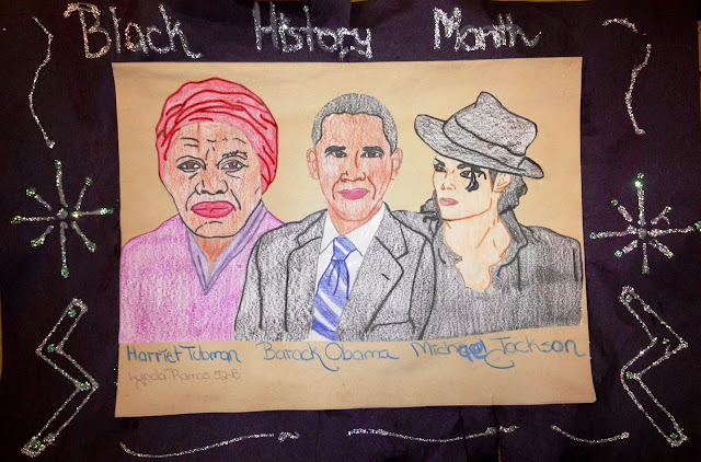 The Helpful Art Teacher Black History Month