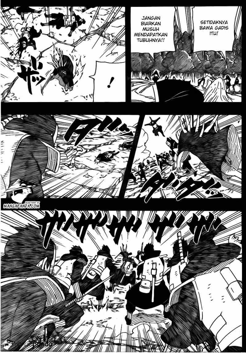 manga naruto 605 page 12