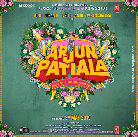 Arjun Patiala (2019) Movie Poster