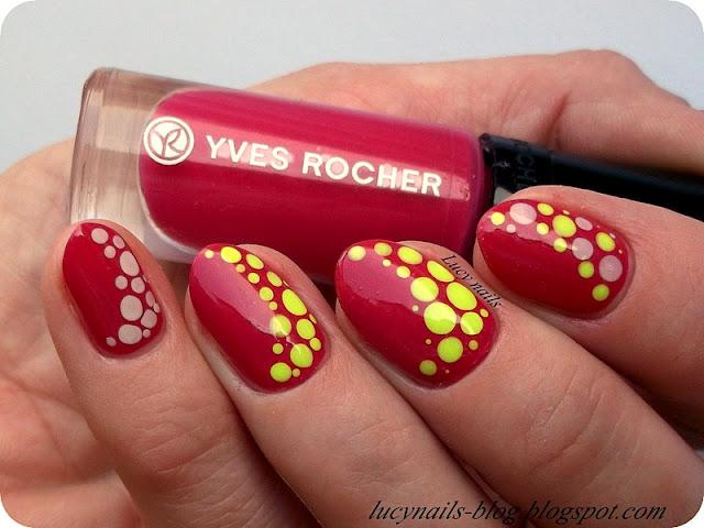 Yves Rocher nr 24 Rose Dalhia