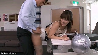 Phim sex thư ký dâm làm tình cùng đối tác