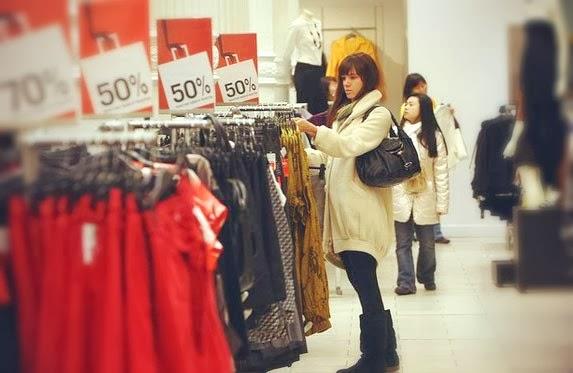 шоппинг и расспродажи