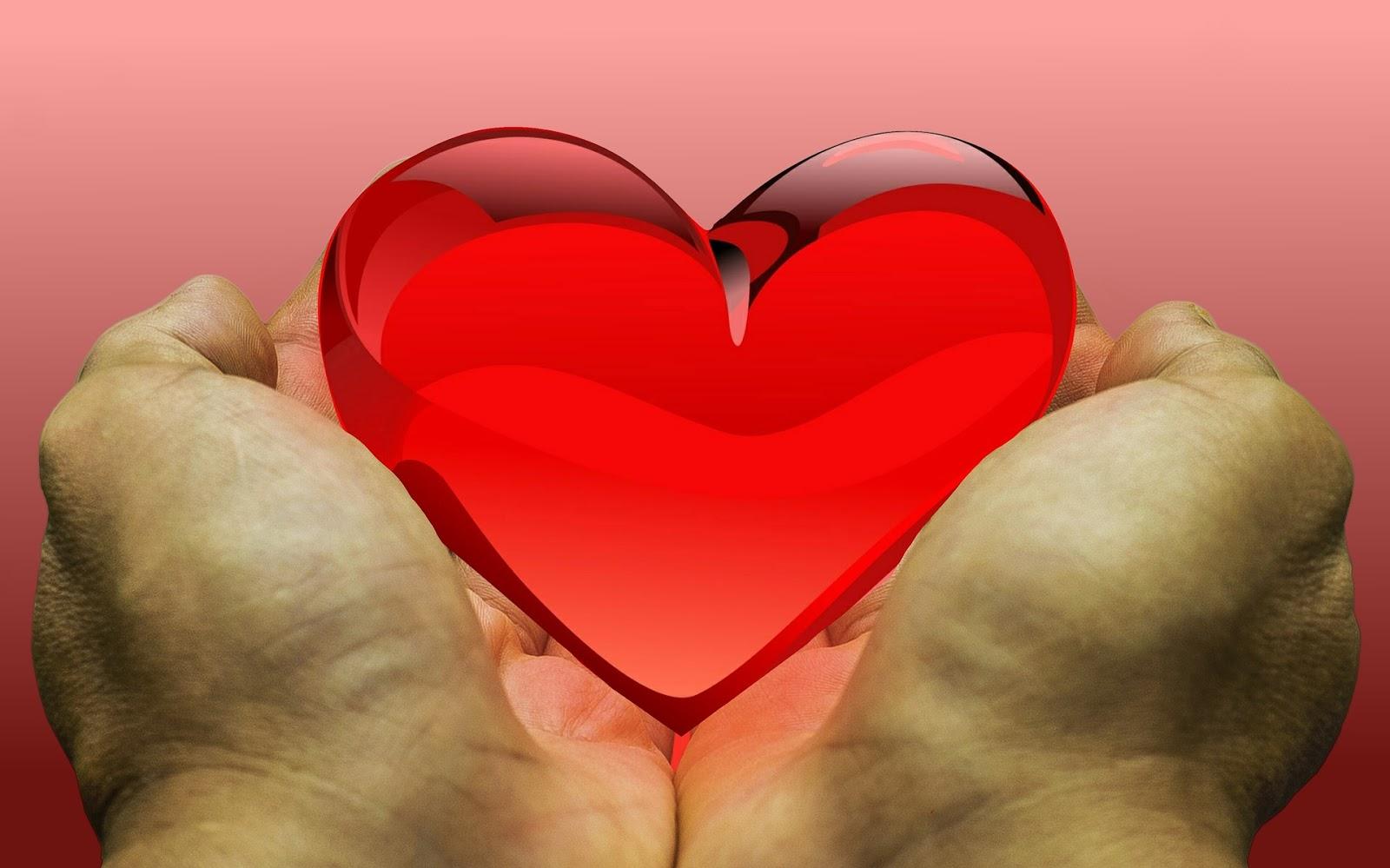 Walentynkowe przemyślenia - Miłości nie kupisz.