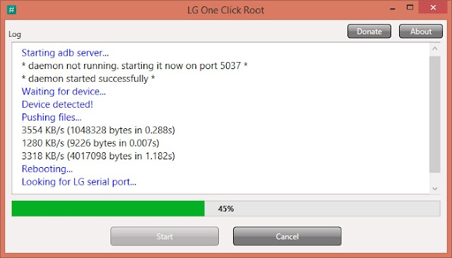 How To Root LG G2 mini Without PC