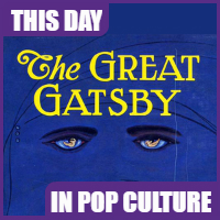 """The Great Gatsby"" was published on April 10, 1925."