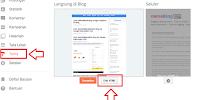 Cara Mereset Template Blogger Menjadi (Default)