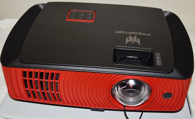 Product Review - @AcerAfrica Predator Z650 DLP #Gaming Projector #Gadgets