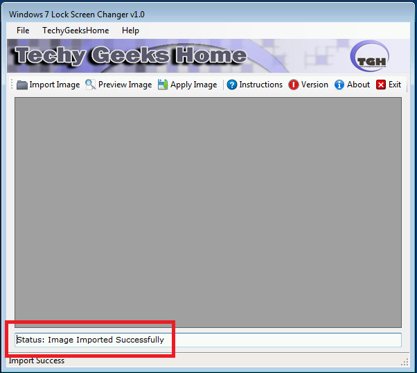 Windows 7 Lock Screen Changer v1.1 Released 6
