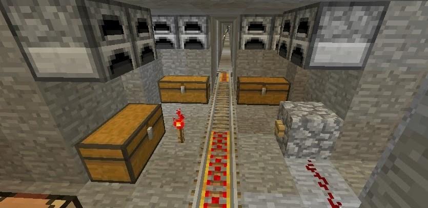 Minecraft Maden