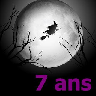 <a href='http://fr.freepik.com/vecteurs-libre/halloween-fond-avec-la-silhouette-d-39-une-sorciere-qui-vole-dans-le-ciel-nocturne_940015.htm'>Designed by Freepik</a>