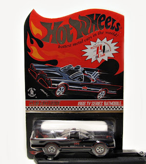 Hot Wheels RLC  Batmobile