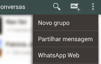 Como baixar fotos do WhatsApp para o PC