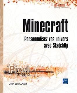 livre-minecraft-sketchup