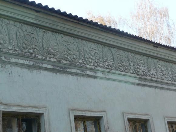 Прелестное. Дворец Бантыша. 1837 г. Декор