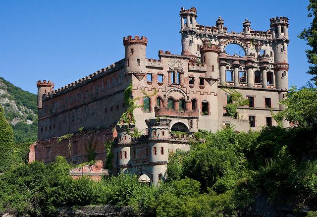 Castle In Long Island City