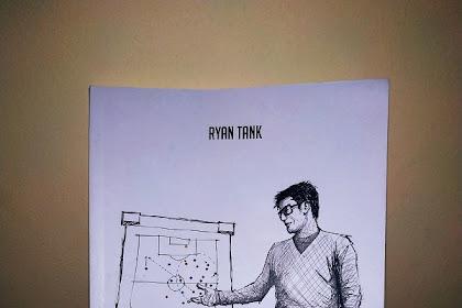 Resensi Buku Sepakbola Karya Ryan Tank: The Inside Wing
