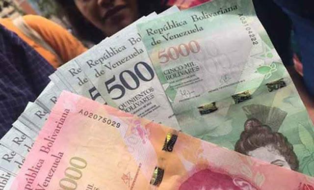 """Según el FMI """"Venezuela será el único país del mundo"""" que cerrará 2017 con inflación de cuatro cifras"""