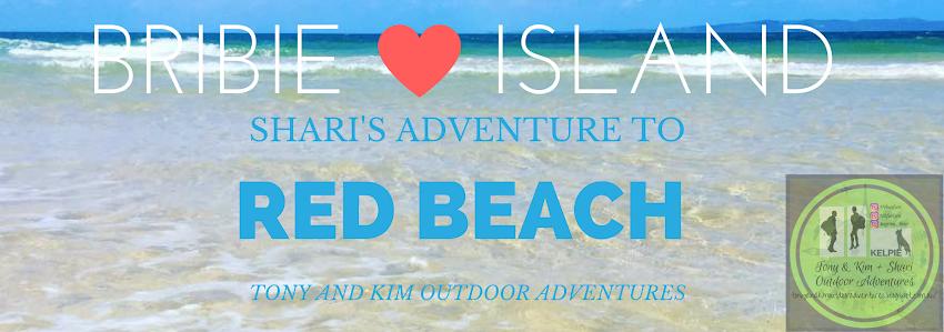 RED BEACH, BRIBIE ISLAND
