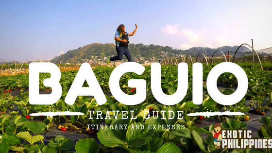Baguio City 3D2N Travel Guide Itinerary and Expenses Cebu Philippines Travel Blogger Blog Vlogger Vlog Days Night