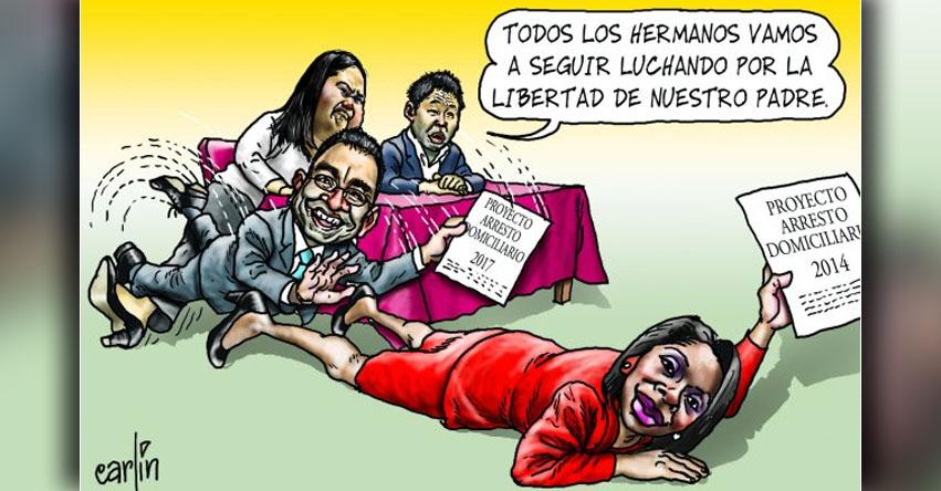 Carlincaturas Sábado 13 Mayo 2017 - La República