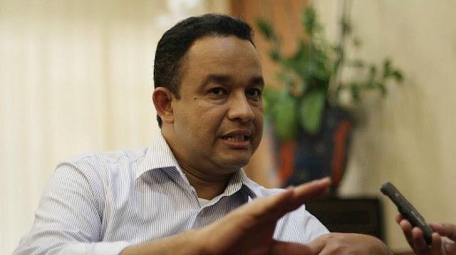 Tulisan Gubernur Anies di Medsos Soal Yerusalem Bikin Amarah Netizen Berkobar