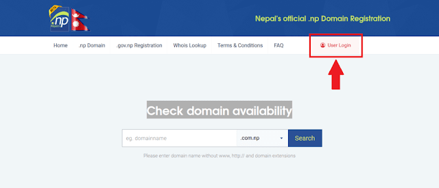 How to get Free Domain in Nepal – 2019 [.com.np]