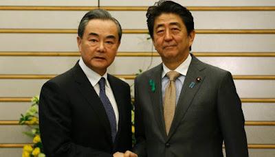 """الصين واليابان تتعهدان بـ """"نقطة البداية"""" في العلاقات"""
