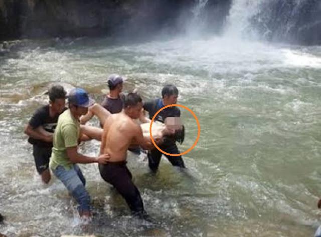Nekat Berenang, Seorang Pemuda Tewas Tenggelam di Coban Tundo