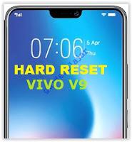 hard reset Vivo V9