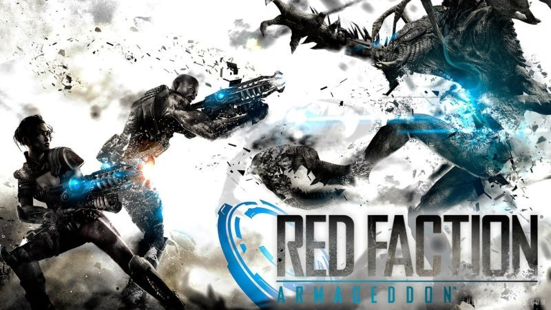 Red Faction Armageddon Image
