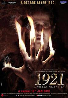 Poster 1921 2018 Full Movie Download Hindi HD 720p Free