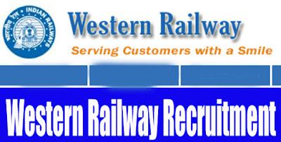Western Railway Steno Recruitment