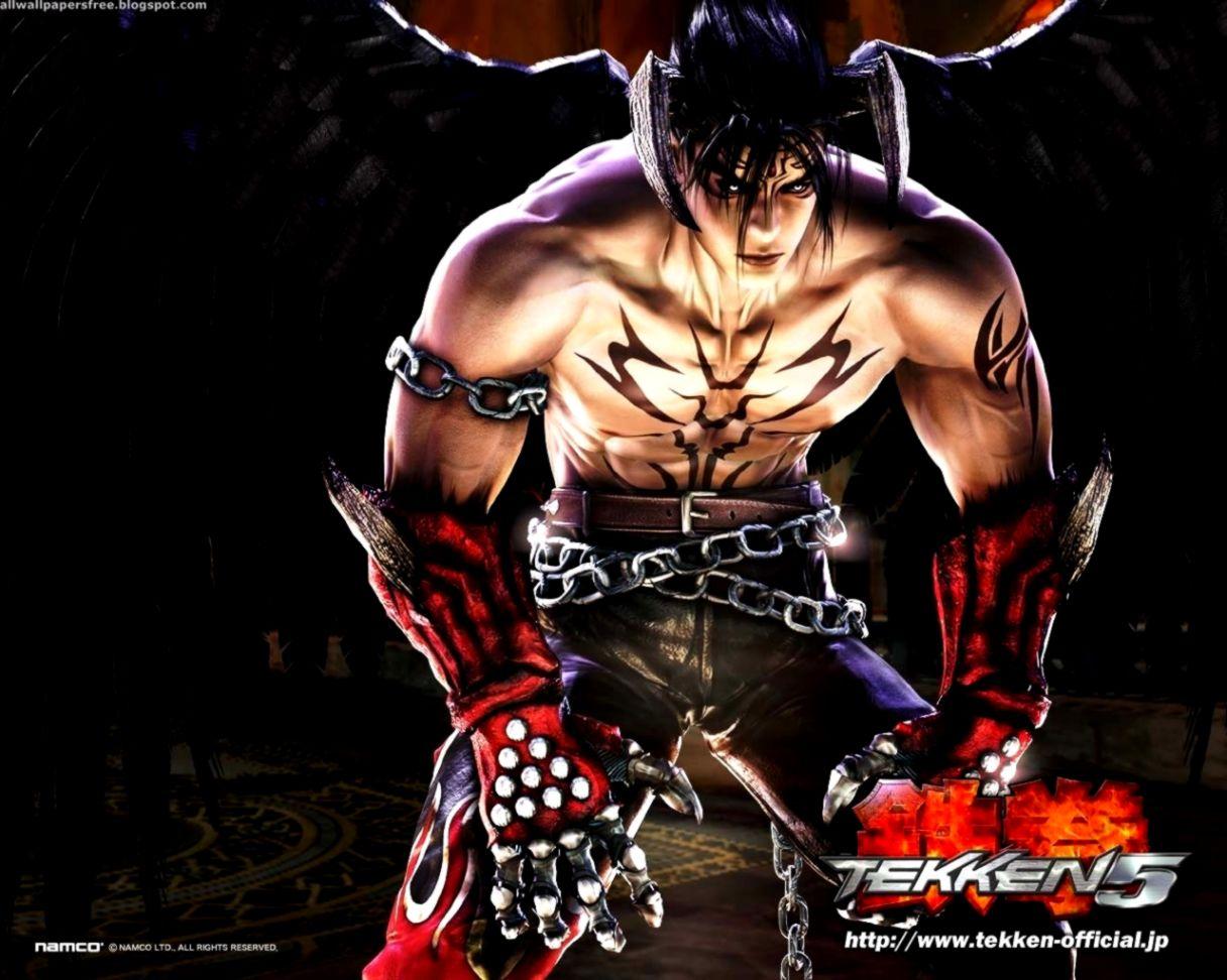 Tekken 6 Jin Kazama Wallpaper Aiinpunya